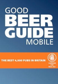 Good Beer Guide - mobile edition